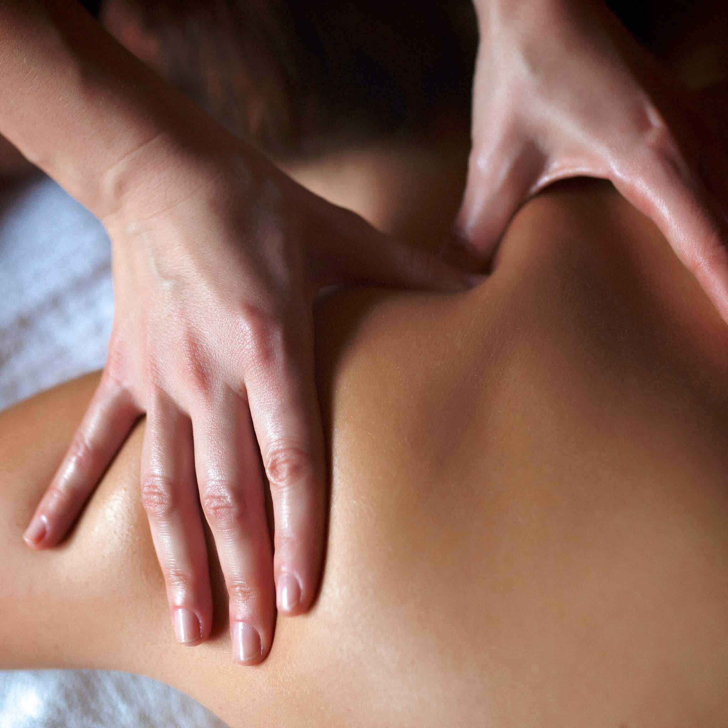 Massage treatment for East London at The Plane Tree
